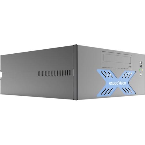 HYBRID 1.5U RECORDER W/4 IP CAM LIC(24MAX) 8TB