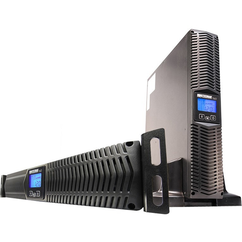 Minuteman 1500 VA Line Interactive Rack/Wall/Tower UPS with 8 Outlets