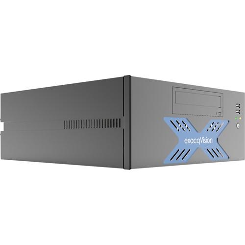 HYRBRID 1.5U RECORDER W/4 IP CAM LIC(24MAX) 8