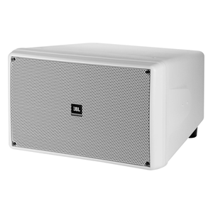 DUAL 10 COMPACT SUBWOOFER-WHT