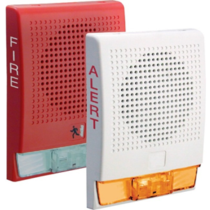 Edwards Signaling Genesis G4HFWF-S7VMC Speaker Strobe