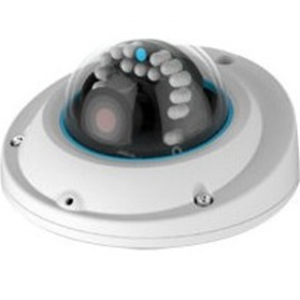 OUTDOOR 720P HD COLOR DOME CAMERA WITH IR AND AUD