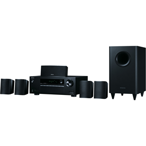 5.1CH HOME THEATER       RECEIVER/SPEAKER PACKAGE