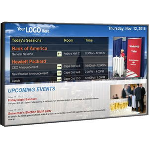 22Miles Turnkey Event and Meetings Digital Signage Package (AdSlide) - HDMI