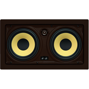 SIGNATURE DUAL 6' KEVLAR LCR IN WALL SPEAKER EACH