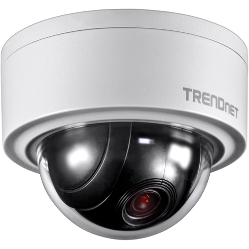 INDOOR/OUTDOOR 3MP H.265 MOTORIZED DOME NETWORK CAMERA  IN