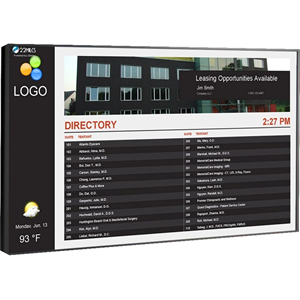 DIGITAL SIGNAGE DIRECTORY SOLUTION