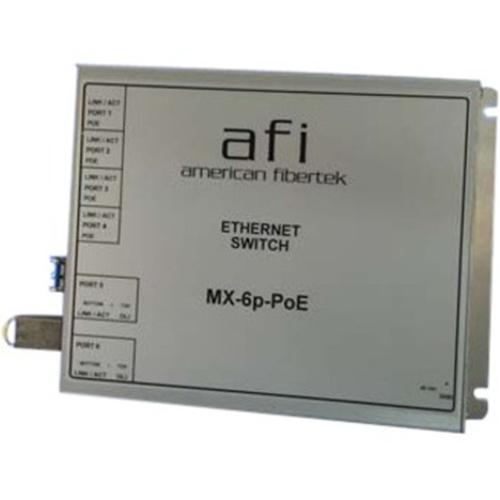 Afi MX-6P-FX Transceiver/Media Converter