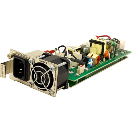 Transition Networks AC Power Supply Module for the ION 6-Slot Chassis