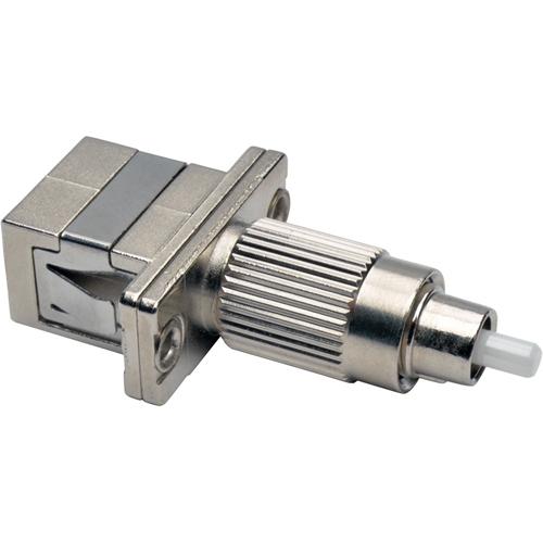 Tripp Lite Optical Fiber Cable Tester Adapter FC/SC 50/125 OM3 10 Gb M/F