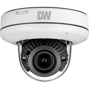 2.1MP,2.8-12MM,IR,IP DOME, 12/POE