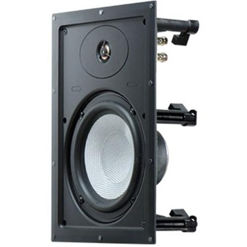 "Legrand-Nuvo Series Four 6.5"" InWall Speaker Pair"