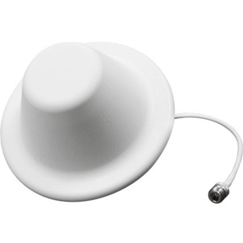 4G Cellular Dome Antenna 50 ohm w/ 12 in. Pigtail N-Female