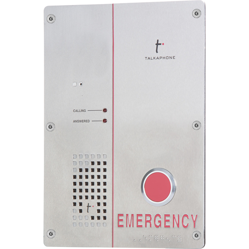 ETP-500 SERIES ANALOG CALL STATION. INDOOR/OUTDOOR