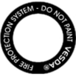 VESDA ID Label