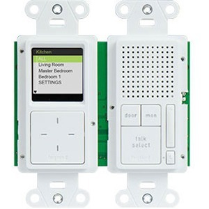 SELECTIVE CALL ROOM UNIT WHITE