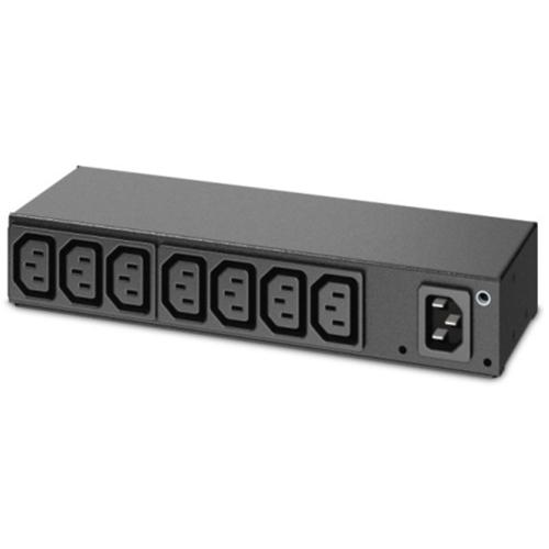 Rack PDU, Basic, 0U/1U, 120-240V/15A, 220-240V/10A, (8) C13