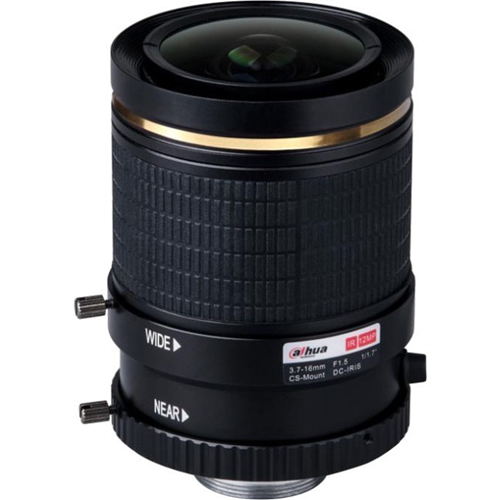 Dahua DH-PLZ20C0-D - 3.70 mm to 16 mm - f/1.5 - Zoom Lens for CS Mount