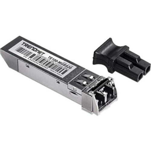 TRENDnet Mini-GBIC Multi-Mode 100-Base-LX LC Module (20KM)