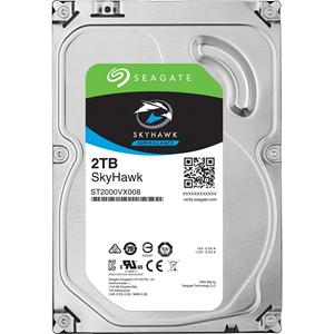 Seagate SkyHawk ST2000VX008 2 TB Hard Drive - Internal - SATA (SATA/600)