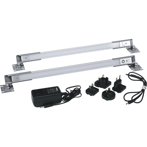 Middle Atlantic Dual LED Work Light With Interconnect Cable