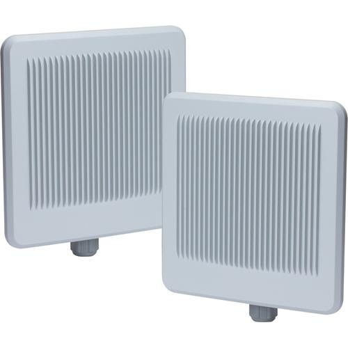 "High Power AC1200 Outdoor Bridge Kit-High Power AC1200 Dual-Band Outdoor Bridge Kit"" ""LUXXWR1200"