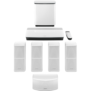LIFESTYLE 600 HOME ENT SYSTEM - WHITE