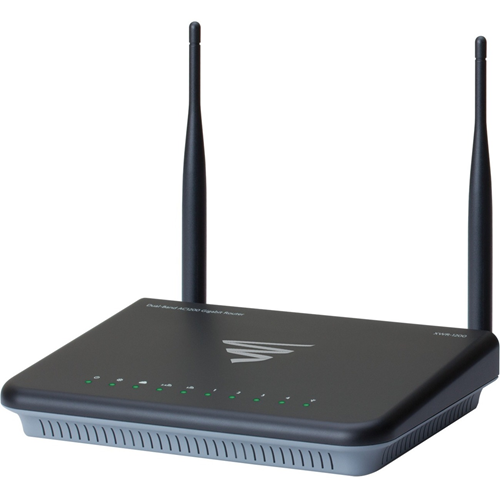 DUAL-BAND WIRELESS AC1200 GIGABIT ROUTER