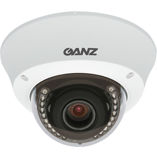 5MP 3.6-10MM IND IP DOME