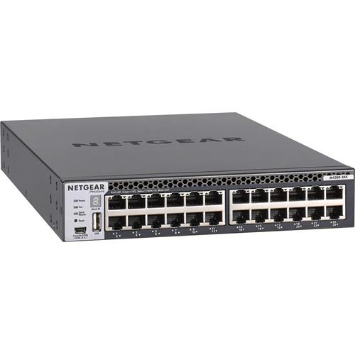 Netgear ProSafe M4300 24G Managed Switch 24 x 10GbE