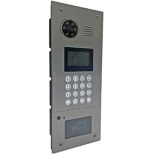 IP INTERCOM STATION FOR MDUS AND COMM BUILDINGS