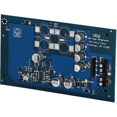 Altronix Voltage Regulator. 24VDC Input into 5VDC or 12VDC Output