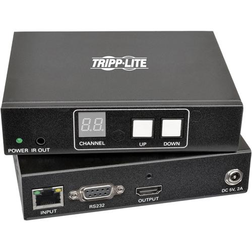 Tripp Lite HDMI / DVI Over IP Transmitter & Receiver Kit w/ RS-232 200M 1080p