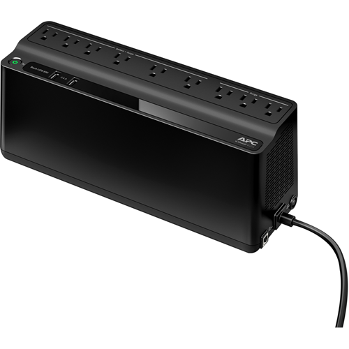 APC BCKUPS 850VS 120V-Apc Be850m2 9-outlet Back-ups(tm) Network