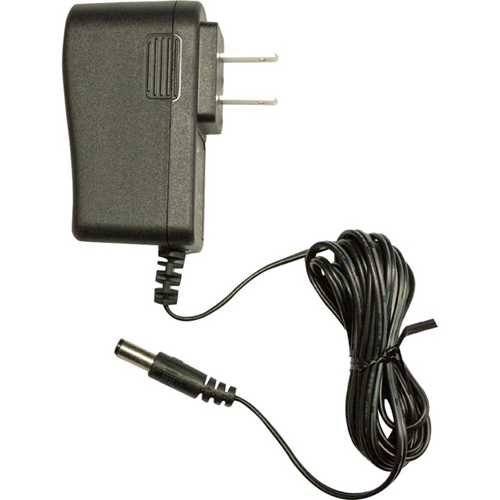 12VDC 500MA PLUG-IN POWER SUPPLY W/ CORD AND 2.1MM