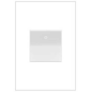 On-Q Paddle Switch, 15A, White