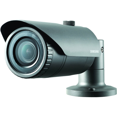 4MP BULLET NETWORK CAMERA TRIPLE CODEC H.265 H.264 MJPEG WISESTREAM 2.8 12.0MM MOTORIZED VARIFOCAL LENS IR IP66 IK10 POE 12VDC 120DB TRUE WDR DEFOCUS DETECTION HALLWAY VIEW ONE WAY AUDIO