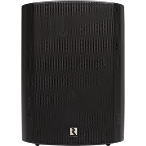 """AW70V6 BLACK 70v Surface Mount 6.5"""" Indoor/Outdoor Speakers, Black"""