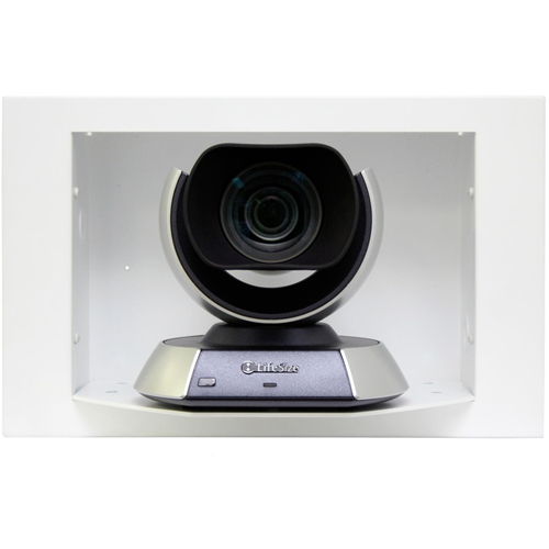 Vaddio Mounting Box for Video Conferencing Camera - White