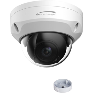 3MP DOME IP 2.7-12MM WHITE