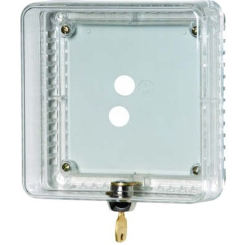 SMALL CLEAR UNIVERSAL THERMOSTAT GUARD