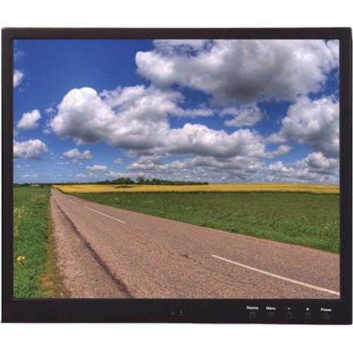 19IN MNTR,NTSC/PAL,VGA,HDMI,BNC, 1080P