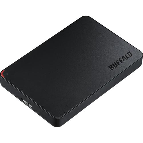 Buffalo MiniStation HD-PCF1.0U3BD 1 TB Portable Hard Drive - External - SATA (SATA/300) - TAA Compliant