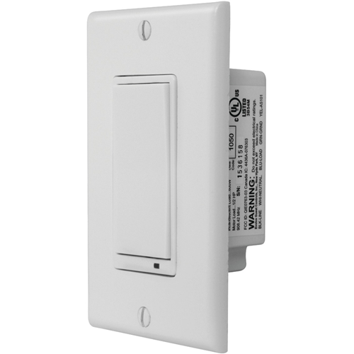GoControl Z-Wave Wall Switch