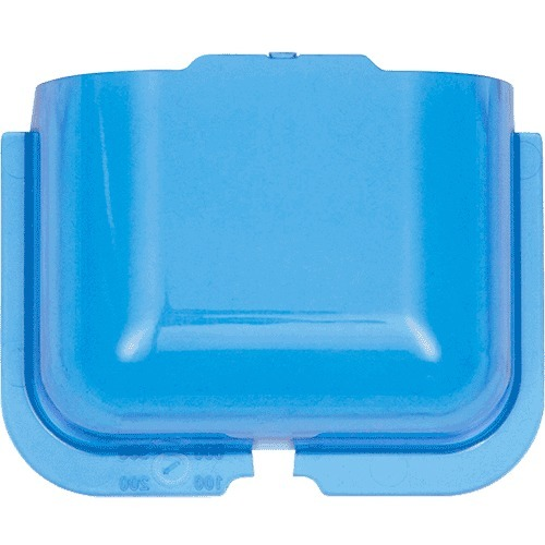 WALL BLUE LENS