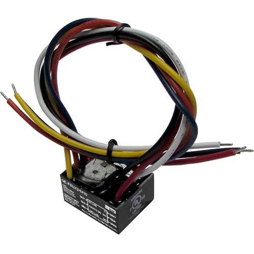 10A SPDT POLARIZED RELAY, LED