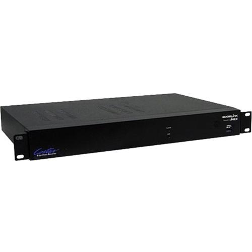 8CH EDGE DVR H.264 240IPS LOOPING 1CH AUD BNC&VGA