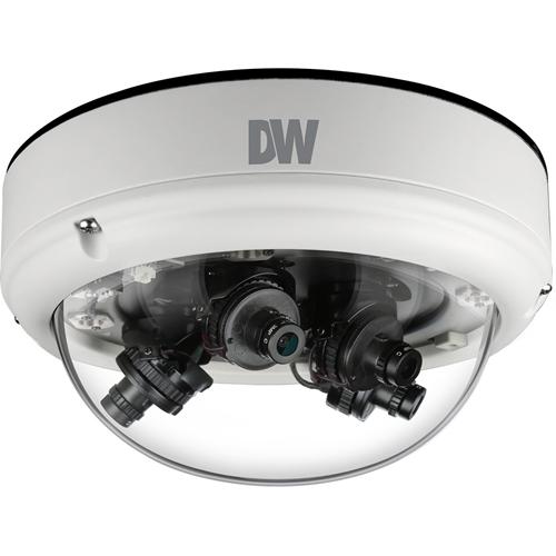 Digital Watchdog STAR-LIGHT FLEX DWC-VS753WT2288 8 Megapixel Surveillance Camera - Dome