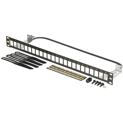 Ortronics Blank Patch Panel