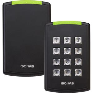 Isonas Wallmount Keypad Wiegand Reader